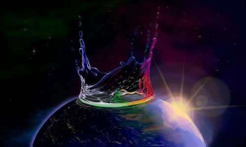 Nr_18 Paint the World #1 Marvin Ostermann